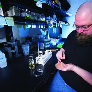 Faculty Research Profile: Associate Professor Patrick Curtis