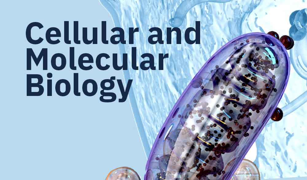 Cellular and Molecular Biology graphic image